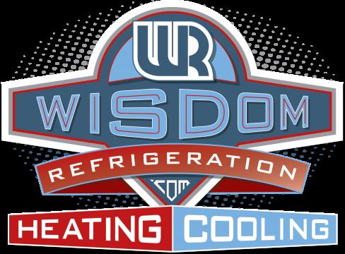 Wisdom Refrigeration Letterhead Logo 2017